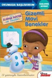 Doktor Dottie Gizemli Mavi Benekler - Okumaya Başlıyorum