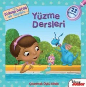 Doktor Dottie Yüzme Dersleri Öykü Kitabı