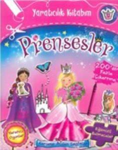 Yaratıcılık Kitabım Prensesler