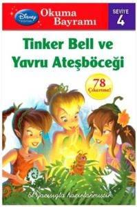 Tinker Bell ve Yavru Ateşböceği - Okuma Bayramı (El Yazılı)