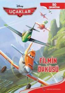 Disney Uçaklar Filmin Öyküsü