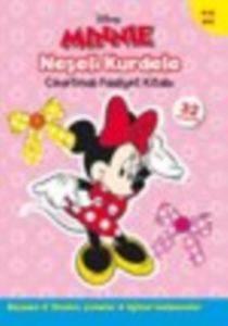 Disney Minnie Neşeli Kurdele Çıkartmalı Faaliyet Kitabı