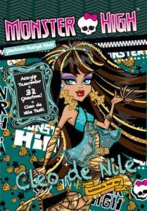 Monster High Cleo De Nile Hakkında Her Şey