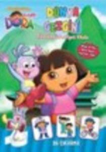 Dora Dünya Gezgini Çıkartmalı Faaliyet Kitabı