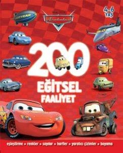 Disney Pixar Aarabalar 200 Eğitsel Faaliyet