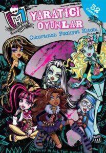 Monster High Yaratıcı Oyunlar