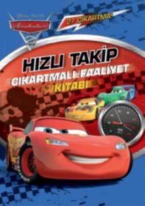 Dısney Arabalar Hızlı Takip