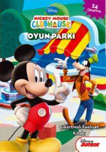 Mickey Mouse Club House Oyun Parkı