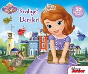 Disney Prenses Sofia - Kraliyet Dersleri