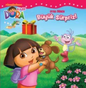 Oyna Öğren Dora Büyük Sürpriz