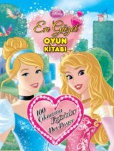 Disney Prenses - En Güzel Oyun Kitabı