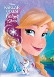 Disney Karlar Ülkesi Faaliyet Kitabı