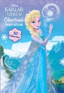 Disney Karlar Ülkesi Çıkartmalı Öykü Kitabı