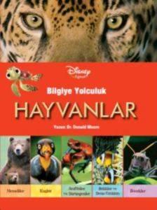 Disney Bilgiye Yolculuk Hayvanlar
