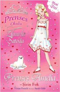 Prensesler Okulu 25 Amelia ve Şirin Fok
