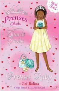 Prensesler Okulu 27 Prenses Ruby ve Gri Balina
