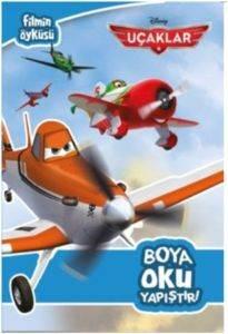 Uçaklar Filmin Öyküsü Boya Oku Yapıştır