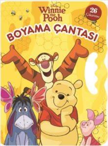 Winnie the Pooh Boyama Çantası