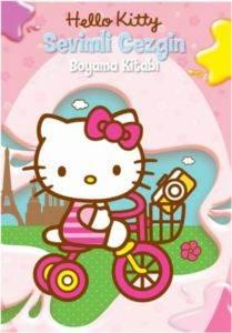 Hello Kitty - Sevimli Gezgin Boyama Kitabı