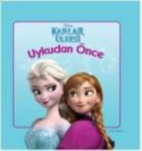 Disney Uykudan Önce 23. Kitap Karlar Ülkesi