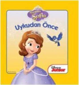 Disney Uykudan Önce 22. Kitap: Prenses Sofia
