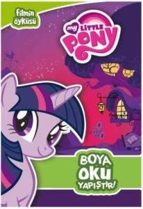 My Little Pony - Boya Oku Yapıştır