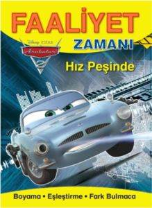 Faaliyet Zamanı Arabalar 2 - Hız Peşinde