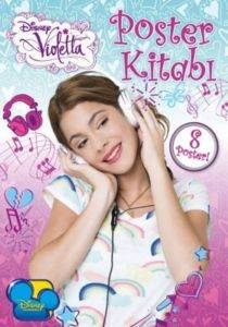 Disney Violetta Poster Kitabı