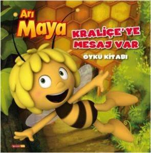 Arı Maya Kraliçe'ye Mesaj Var