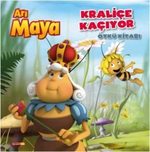 Arı Maya Kraliçe Kaçıyor