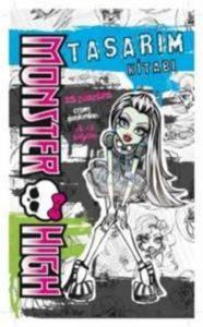 Monster High Tasarım Kitabı