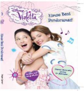Disney Violetta Kimse Beni Durdurmaz