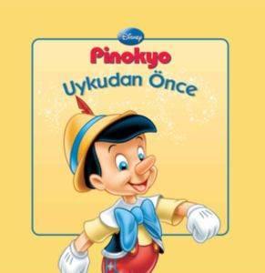 32 Disney Uykydan Önce Pinokyo