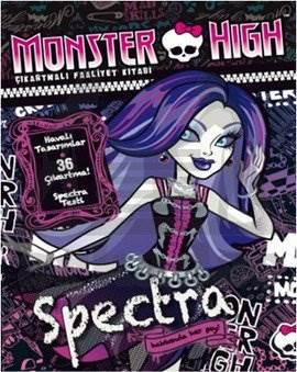 Monster High Çıkartmalı Faaliyet Kitabı