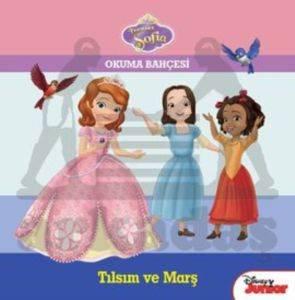 Disney Prenses Sofia - Okuma Bahçesi - Tılsım ve Marş
