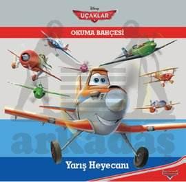 Disney Uçaklar Okuma Bahçesi - Yarış Heyecanı