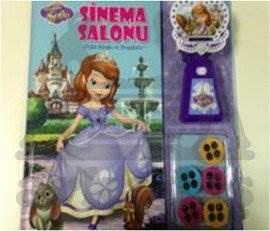 Disney Prenses Sofia - Sinema Salonu Öykü Kitabı ve Projektör