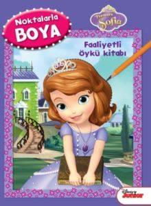 Prenses Sofia-Noktalarla Boya