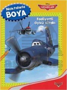 Disney Noktalarla Boya-Uçaklar