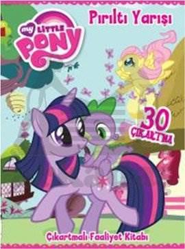 My Little Pony Pırıltı Yarışı