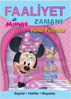 Faaliyet Zamanı-Minnie, Renkli Fiyonklar