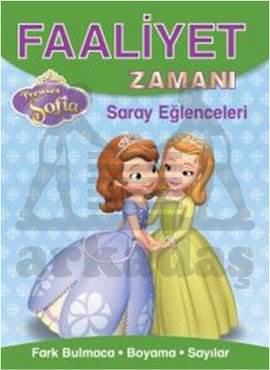 Faaliyet Zamanı-Sofia, Saray Eğlenceleri