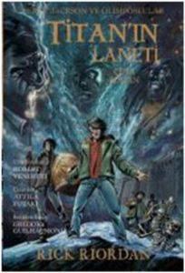 Percy Jackson ve Olimposlular 3-Titan'ın Laneti