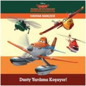 Disney Uçaklar Dusty Yardıma Koşuyor