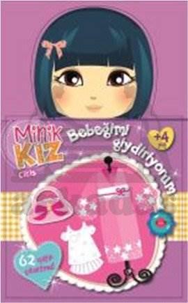 Minik Kız Ciciş Bebeğimi Giydiriyorum