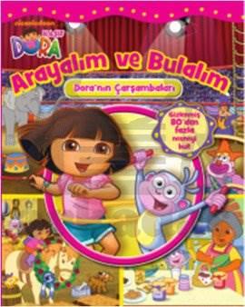 Dora Arayalım ve Bulalım - Doranın Çarşambaları
