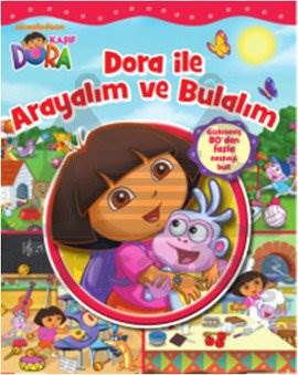 Dora ile Arayalım ve Bulalım