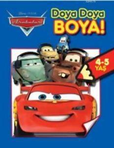 Disney Arabalar Doya Doya Boya