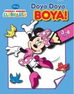 Mickey Mouse Doya Doya Boya