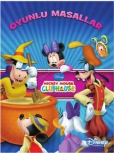 Disney Michey Mouse Clubhouse Oyunlu Masallar